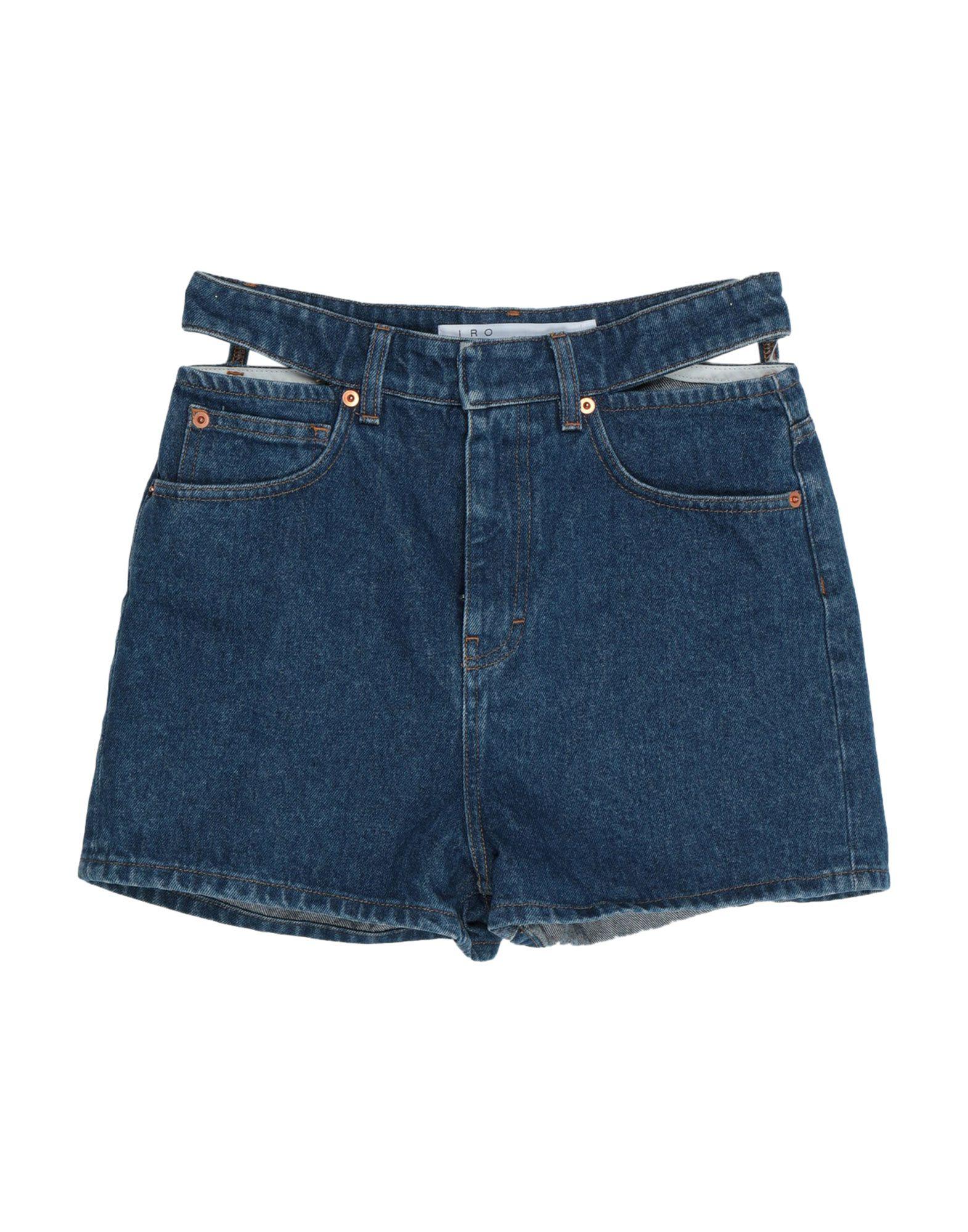 IRO Джинсовые шорты недорго, оригинальная цена
