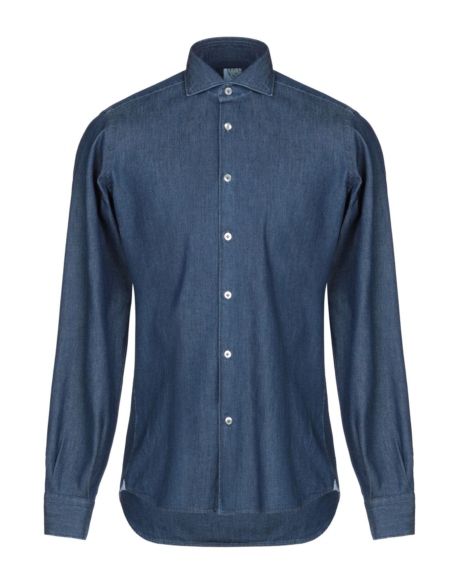 DOMENICO TAGLIENTE Джинсовая рубашка