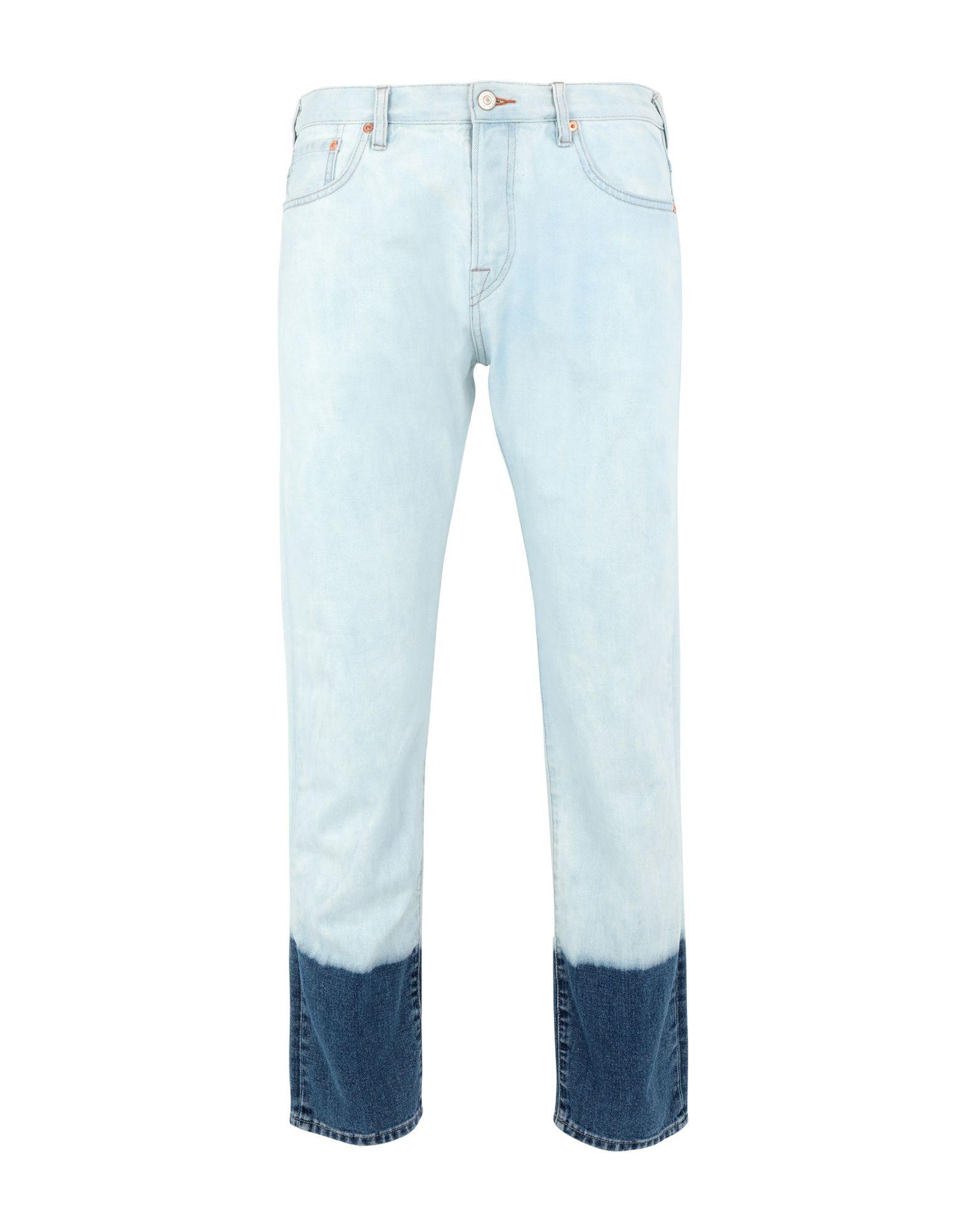 купить PS PAUL SMITH Джинсовые брюки по цене 12700 рублей