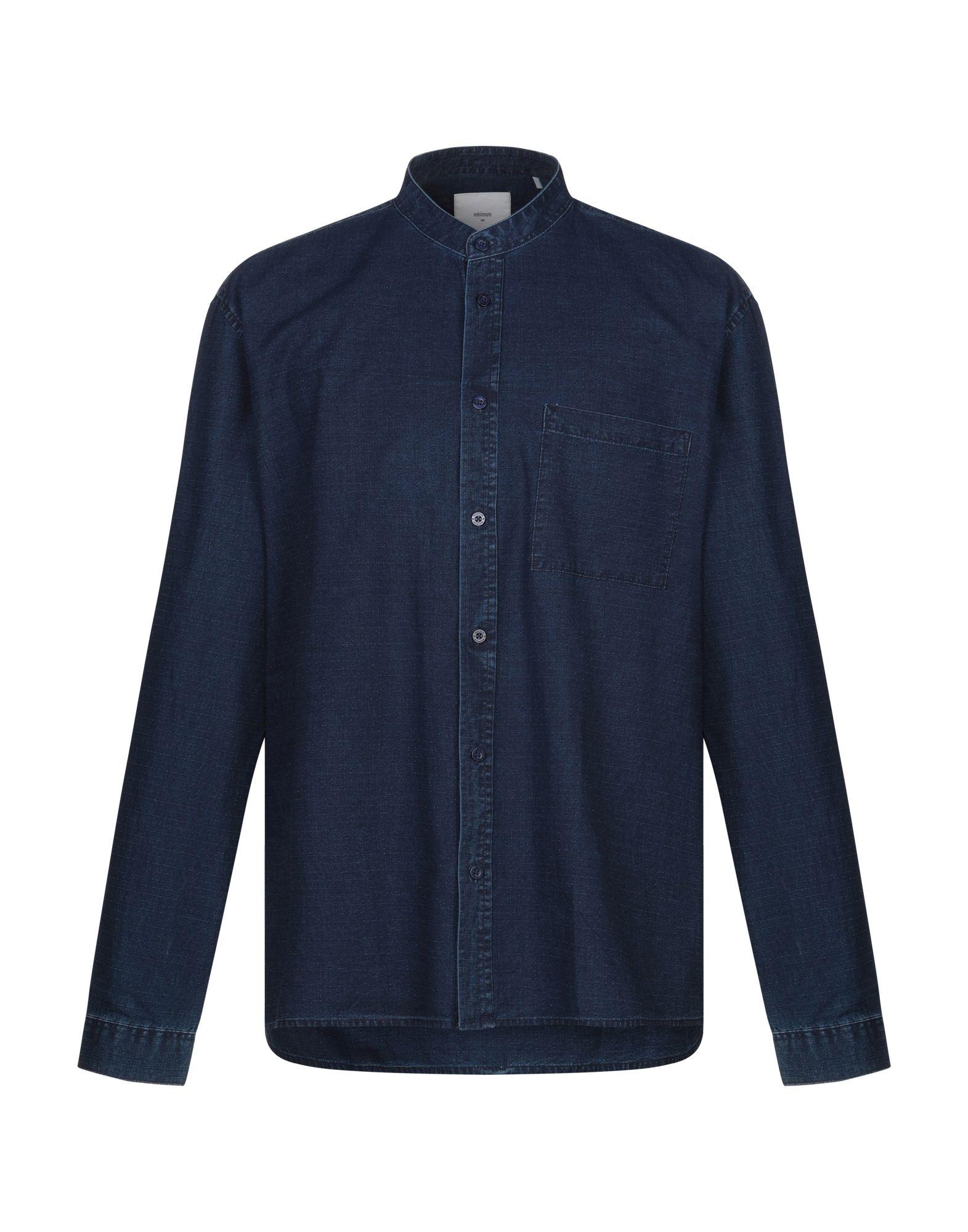 MINIMUM Джинсовая рубашка