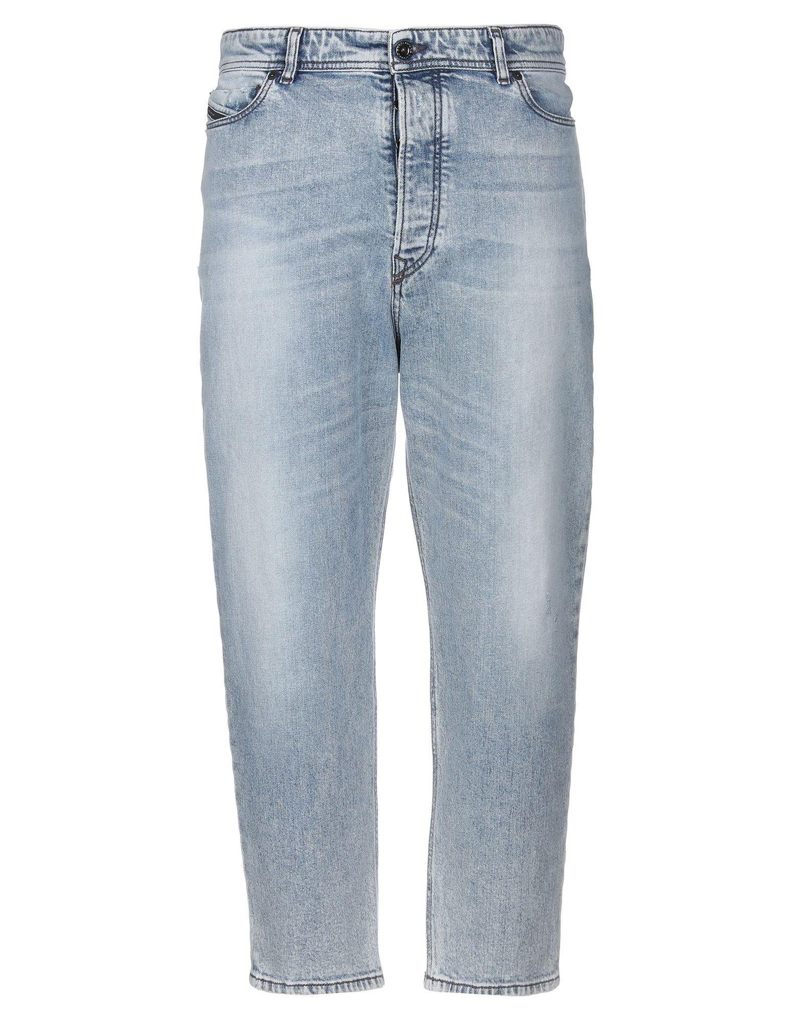 купить DIESEL BLACK GOLD Джинсовые брюки по цене 8500 рублей
