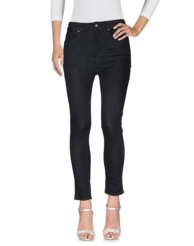 Фото 2 - Джинсовые брюки от 5PREVIEW синего цвета