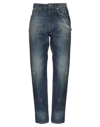Фото - Джинсовые брюки от 5PREVIEW синего цвета