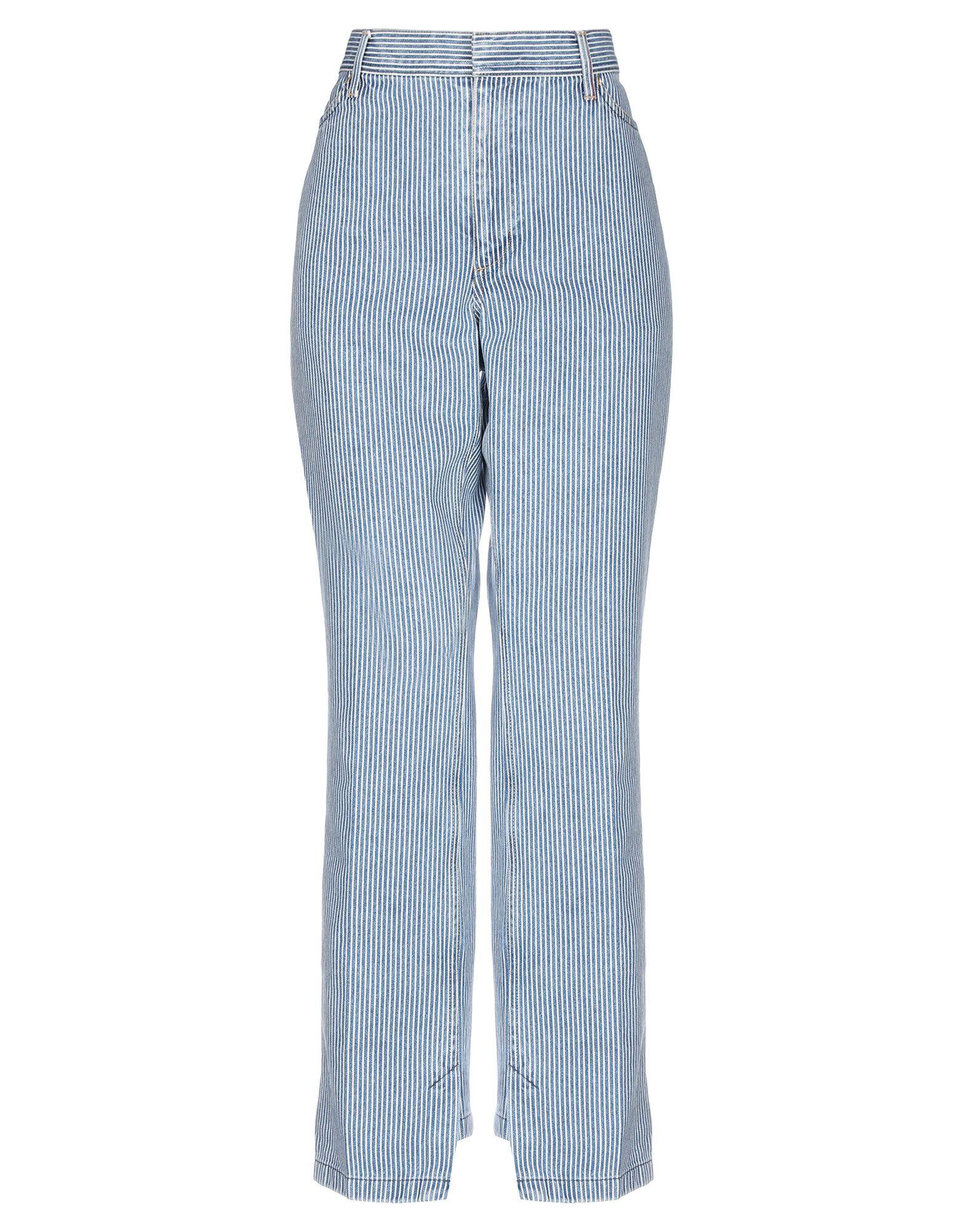 TOGA PULLA Джинсовые брюки toga pulla низкие кеды и кроссовки