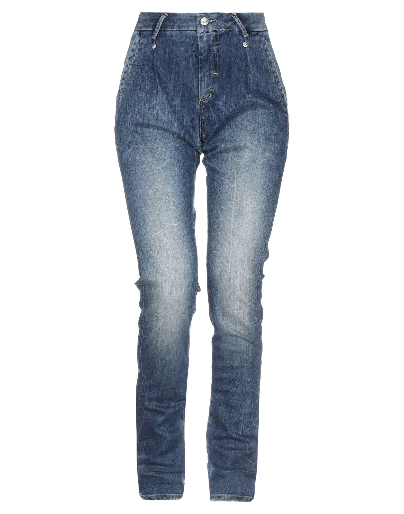 LOIZA by PATRIZIA PEPE Джинсовые брюки loiza by patrizia pepe футболка
