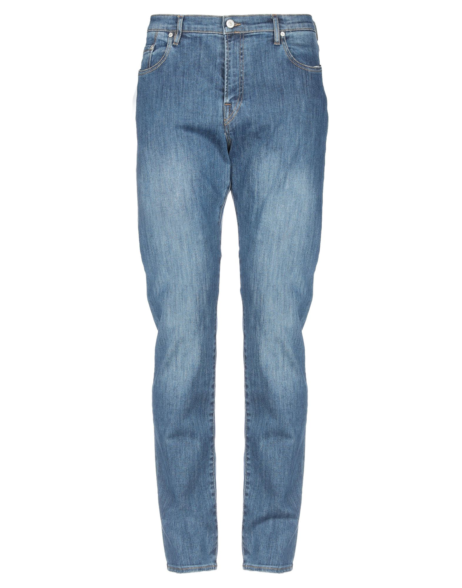 купить PS PAUL SMITH Джинсовые брюки по цене 7350 рублей