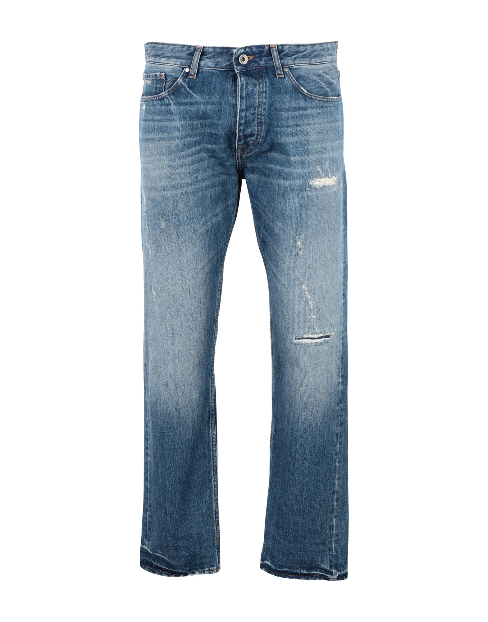 TIGER OF SWEDEN Джинсовые брюки цены