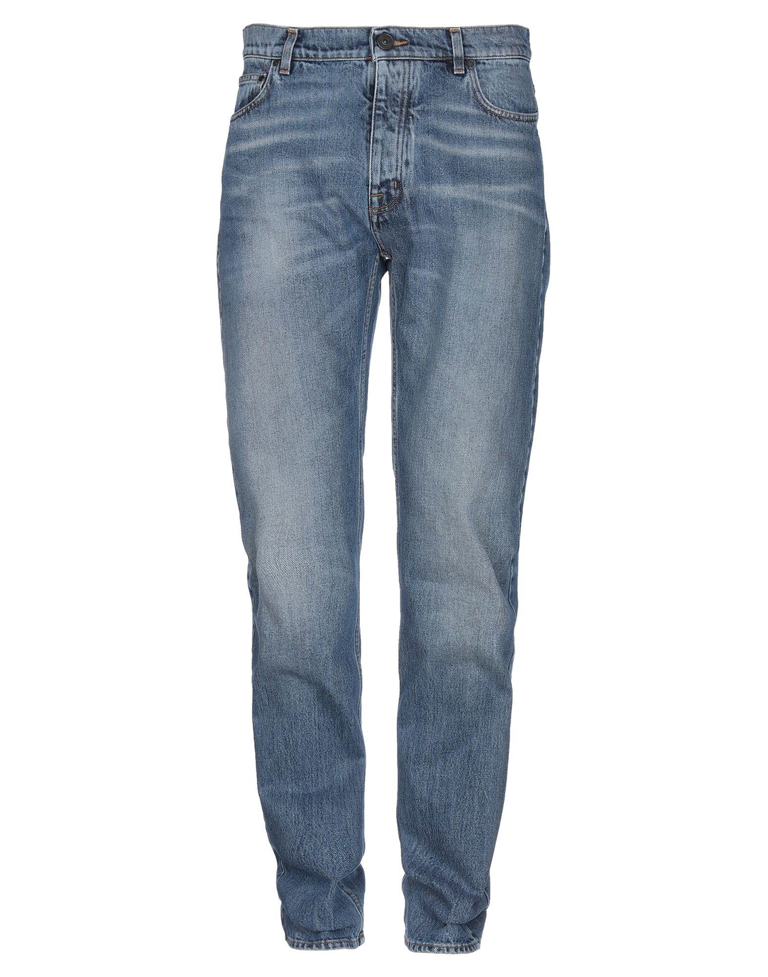 《期間限定セール中》KENT & CURWEN メンズ ジーンズ ブルー 30 コットン 100%