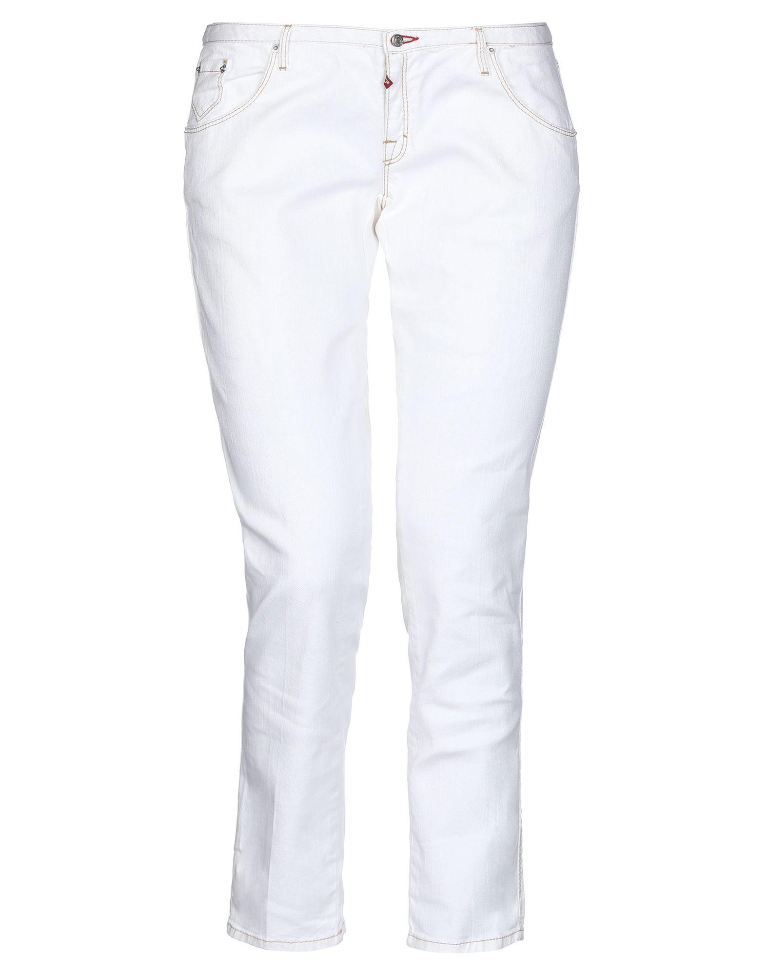 цены на DSQUARED2 Джинсовые брюки-капри  в интернет-магазинах