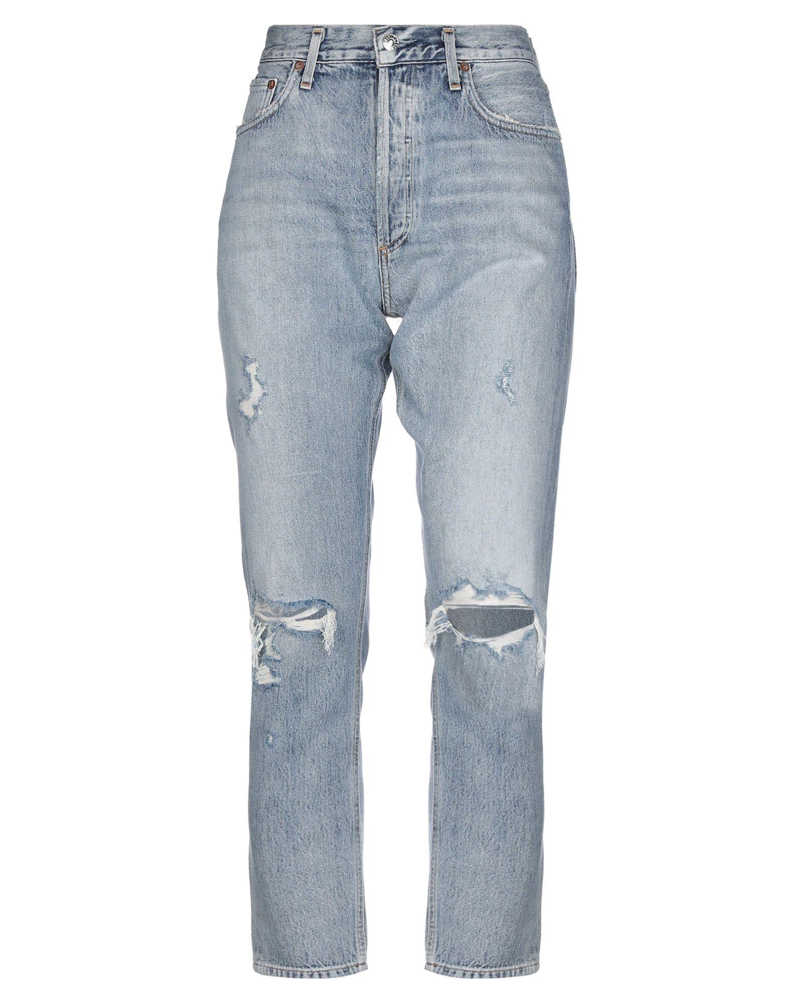 AGOLDE Джинсовые брюки