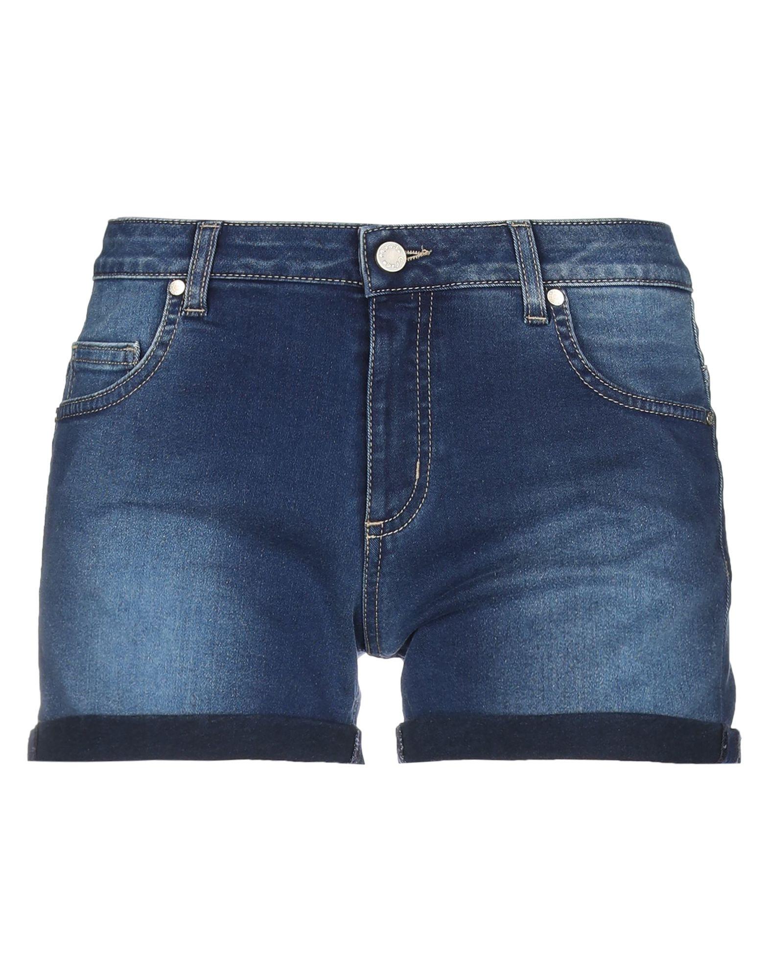 цена на MANILA GRACE Джинсовые шорты