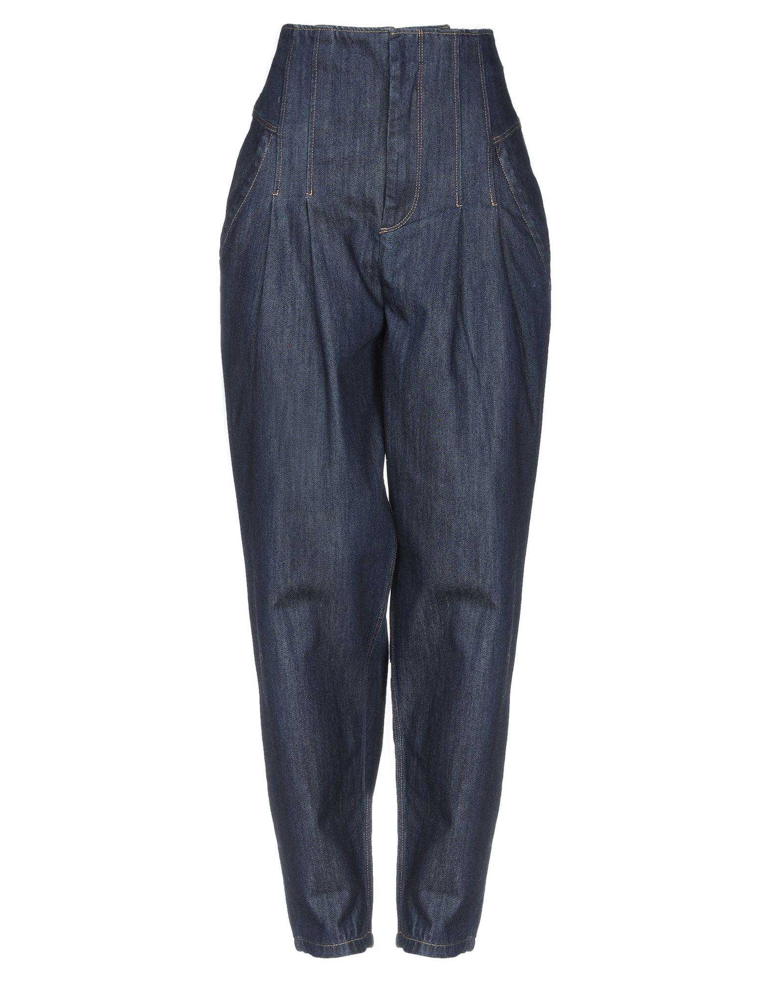 REBECCA TAYLOR Джинсовые брюки