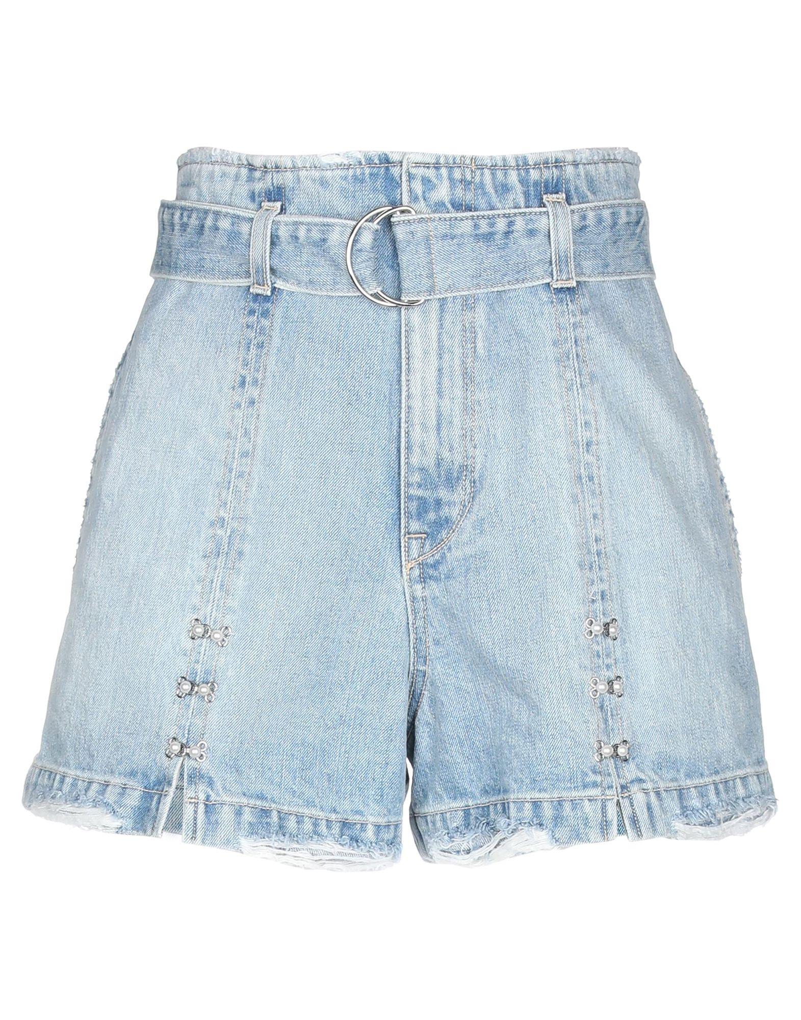 Jonathan Simkhai Shorts Denim shorts
