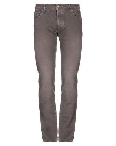 Купить Джинсовые брюки от JACOB COHЁN PREMIUM цвет какао