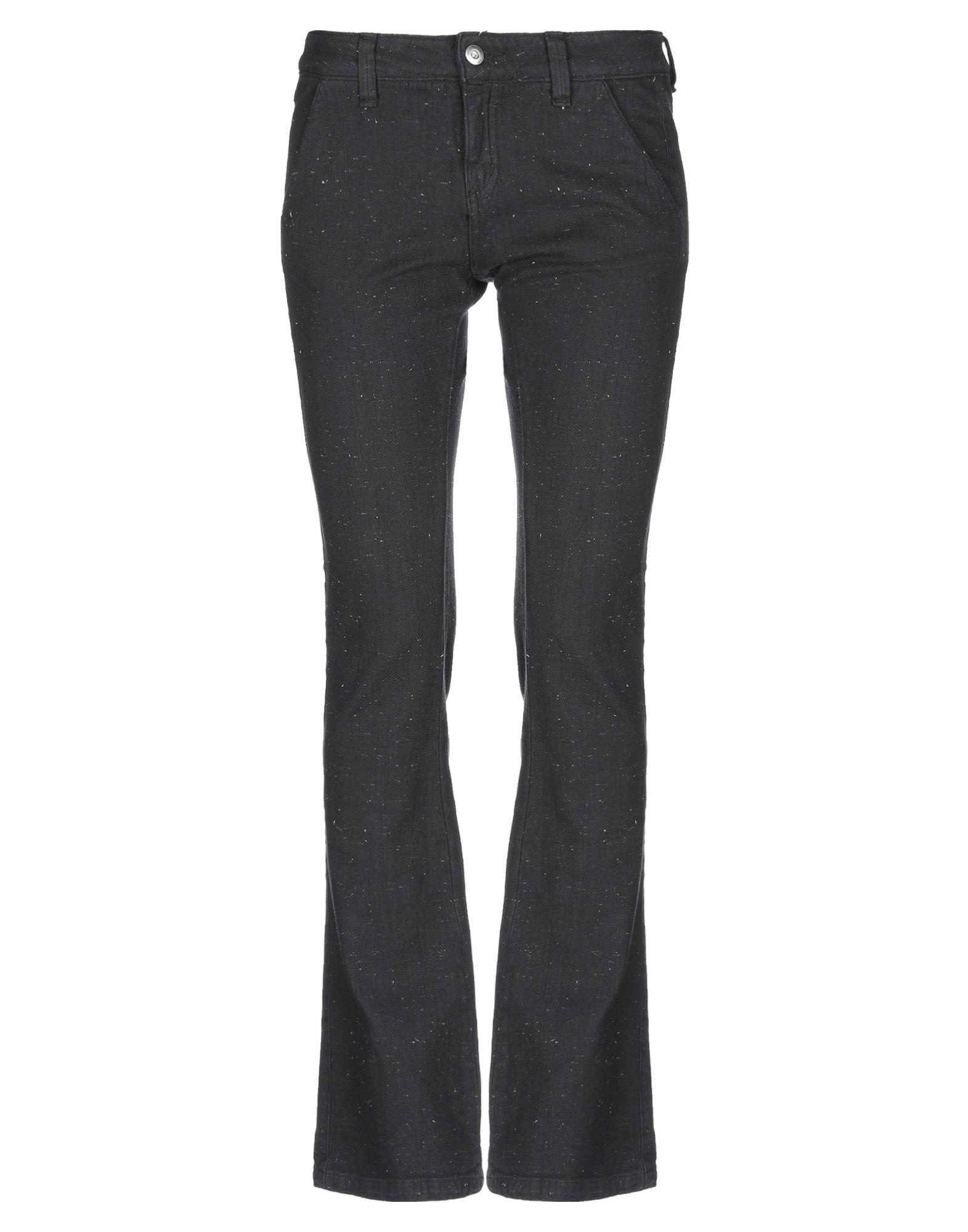 TROU AUX BICHES Джинсовые брюки trou aux biches юбка до колена