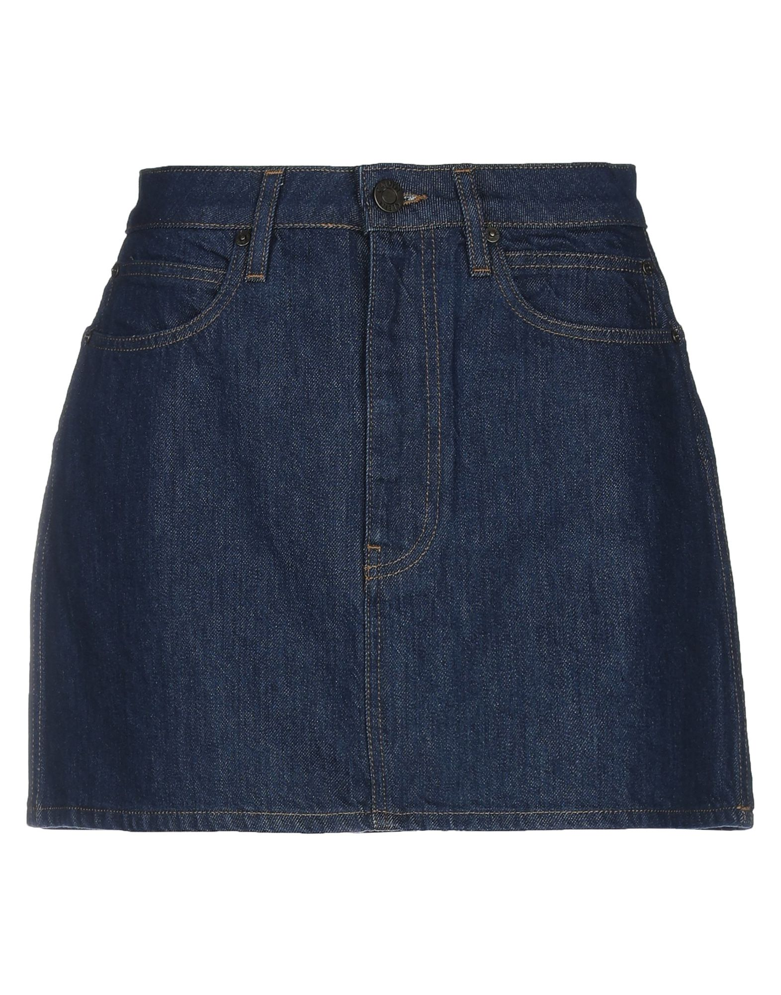 CALVIN KLEIN JEANS | CALVIN KLEIN JEANS Denim Skirts 42739836 | Goxip
