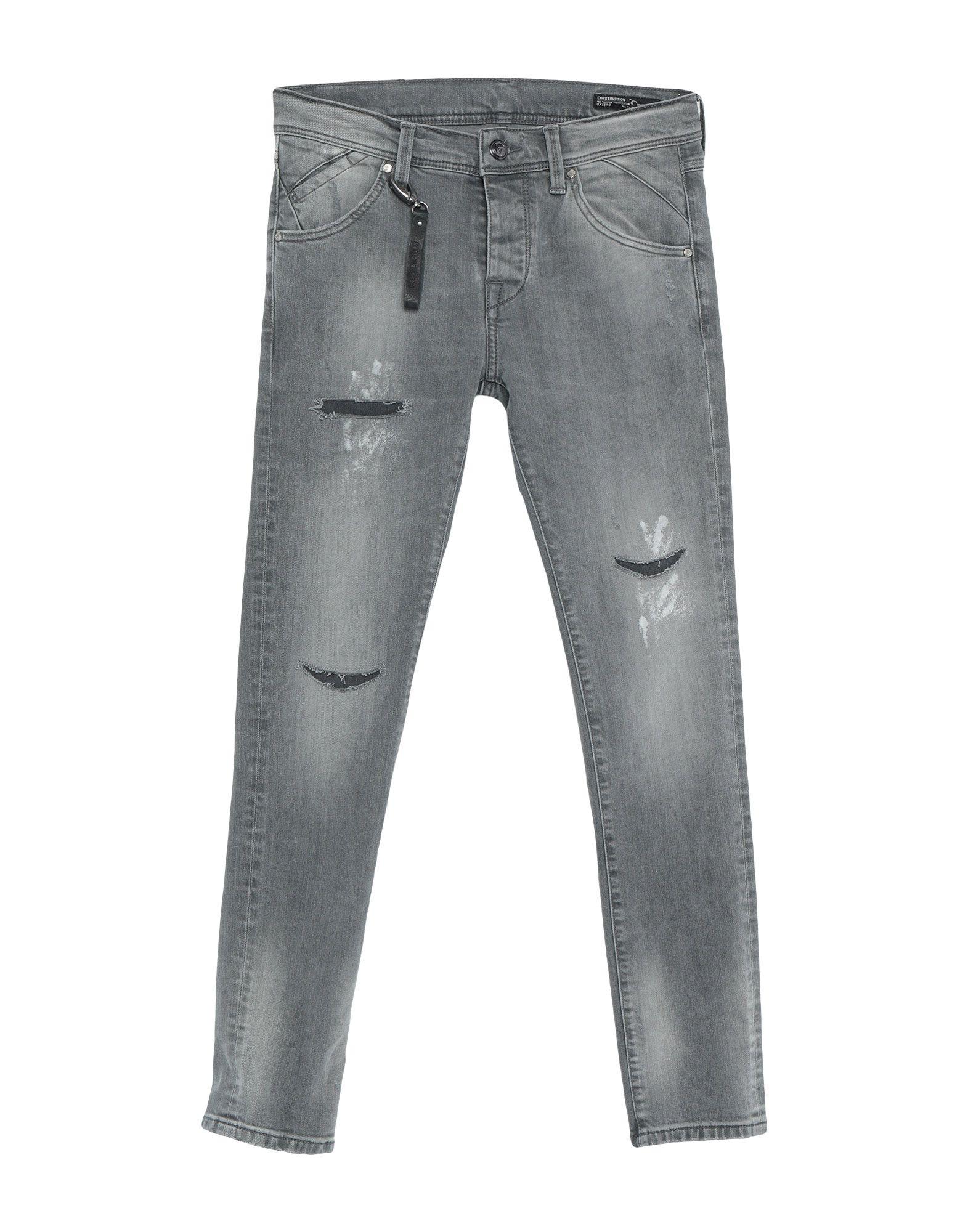 цены 0/ZERO CONSTRUCTION Джинсовые брюки