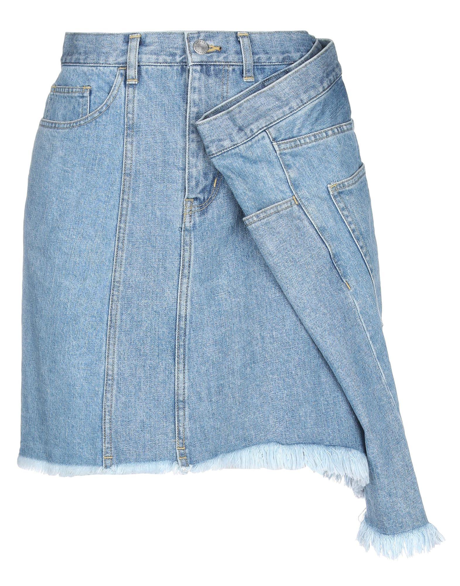 FACETASM Джинсовая юбка