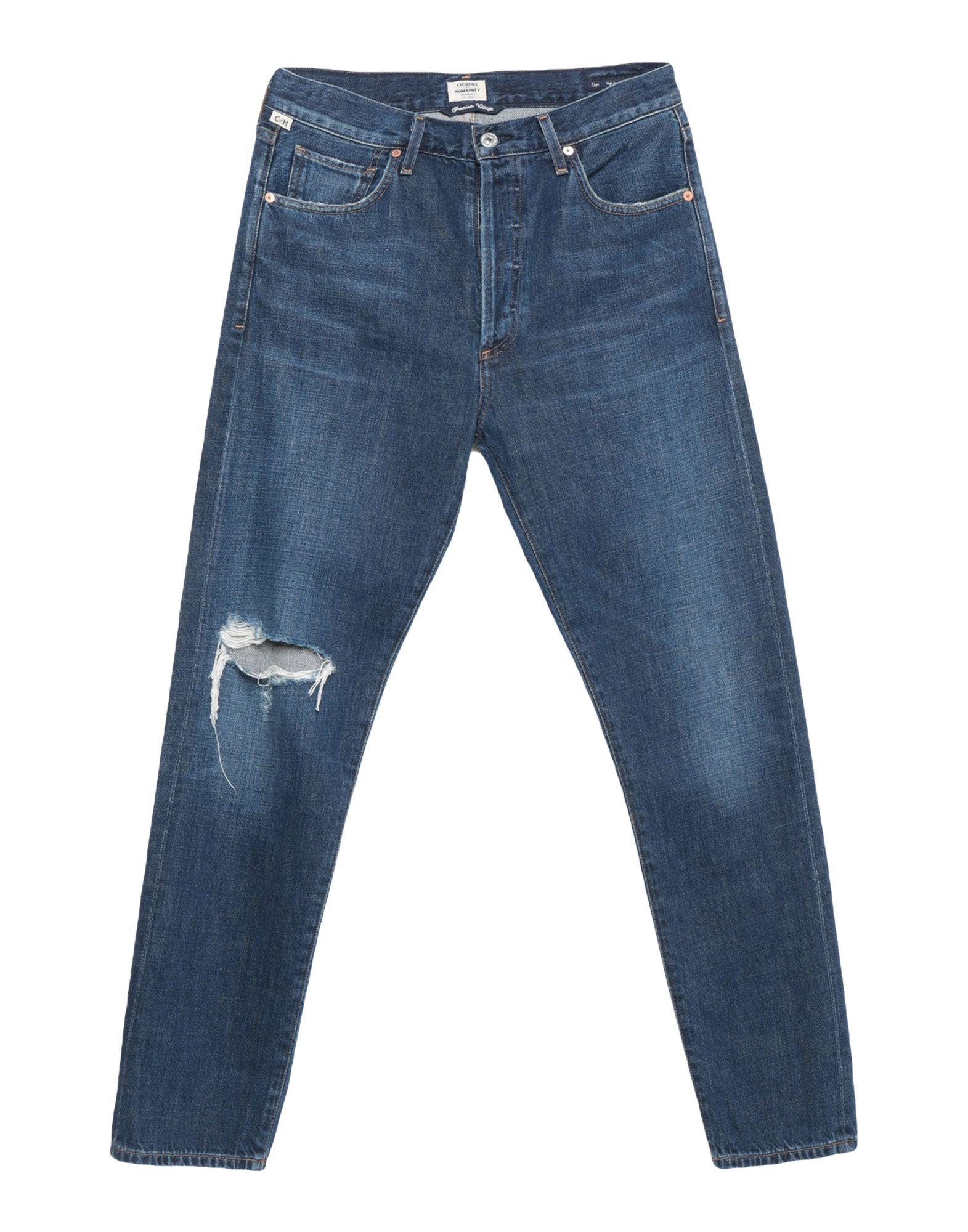 CITIZENS OF HUMANITY Джинсовые брюки citizens of humanity укороченные джинсы rocket sculpt