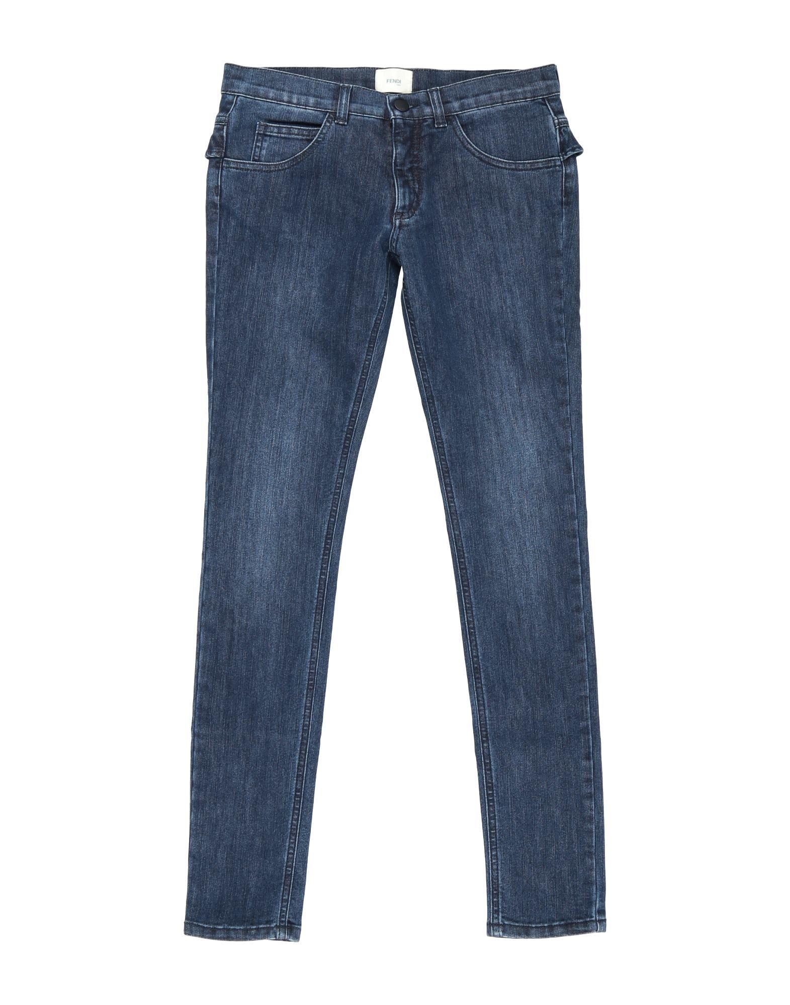 FENDI | FENDI Denim Pants 42740236 | Goxip