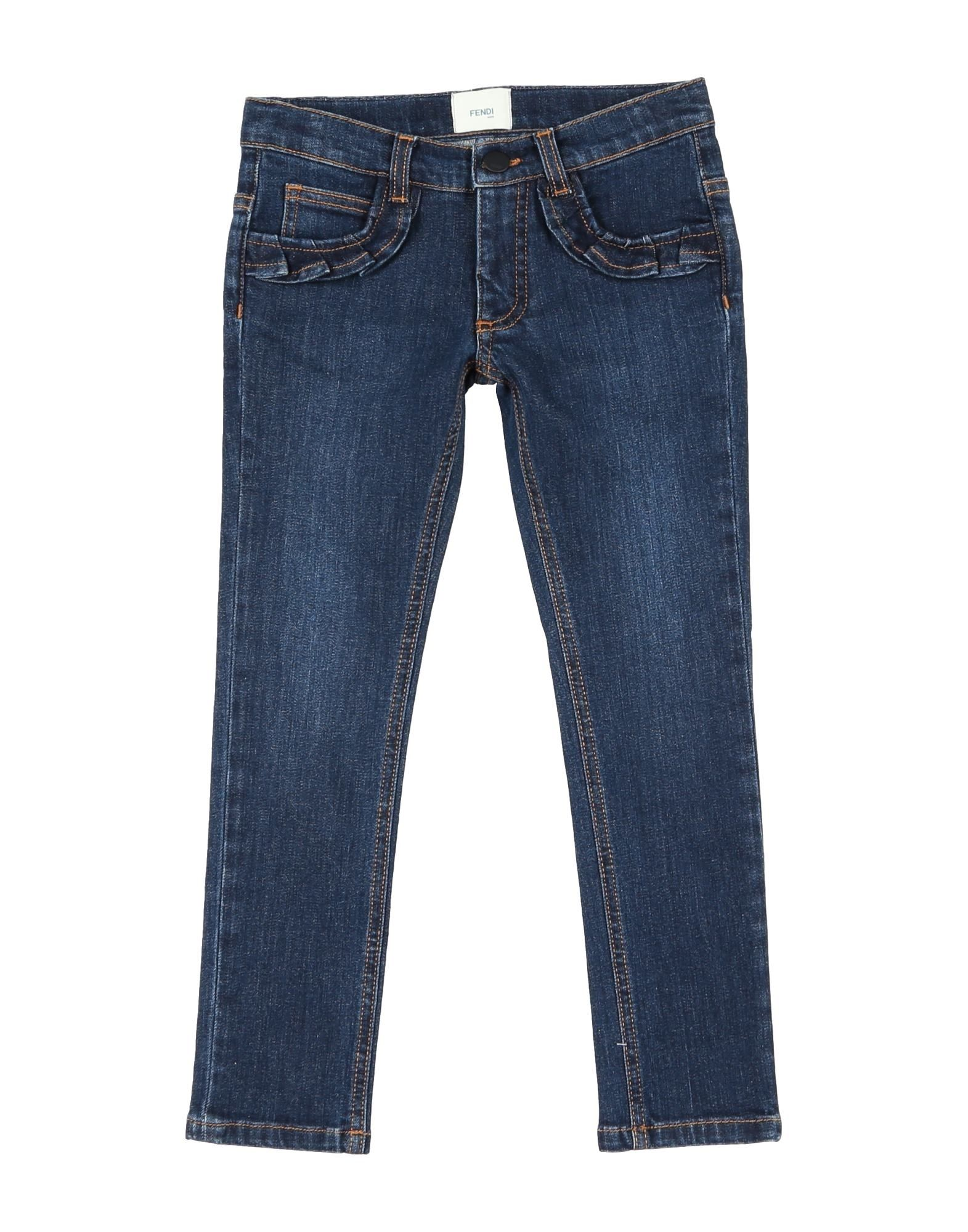 FENDI | FENDI Denim Pants 42740289 | Goxip