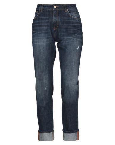 Фото - Джинсовые брюки от UP ★ JEANS синего цвета