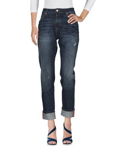 Фото 2 - Джинсовые брюки от UP ★ JEANS синего цвета