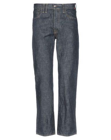 Купить Джинсовые брюки от ANACHRONORM синего цвета