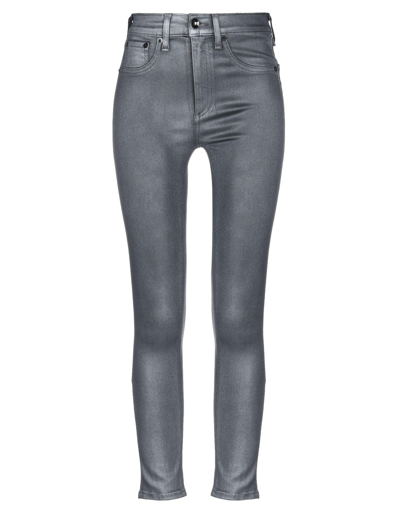 RAG & BONE Джинсовые брюки