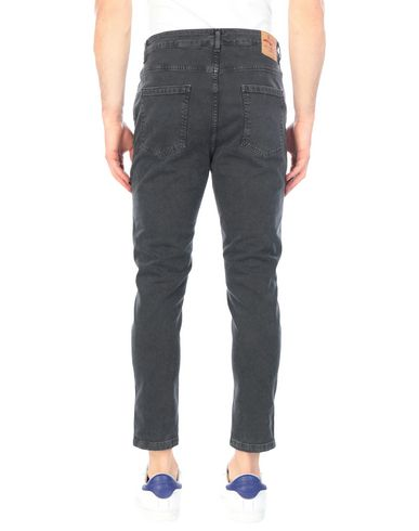 Фото 2 - Джинсовые брюки от BL.11  BLOCK ELEVEN черного цвета