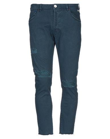 Фото - Джинсовые брюки от BERNA цвет цвет морской волны