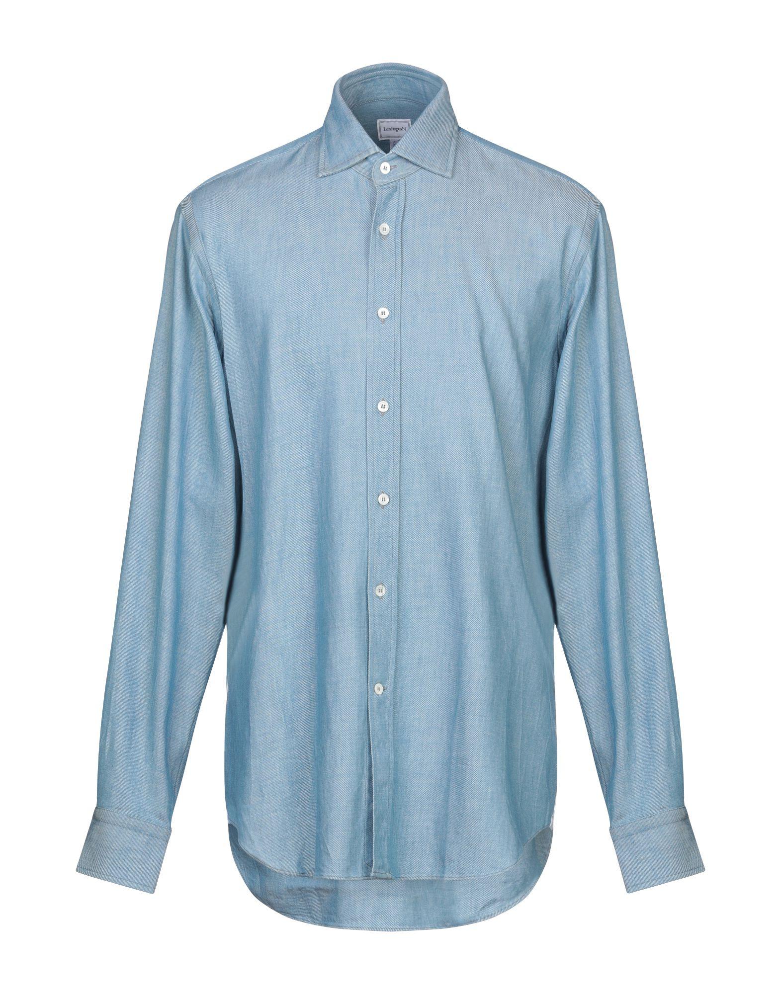 LEXINGTON Джинсовая рубашка eichholtz бра lexington single