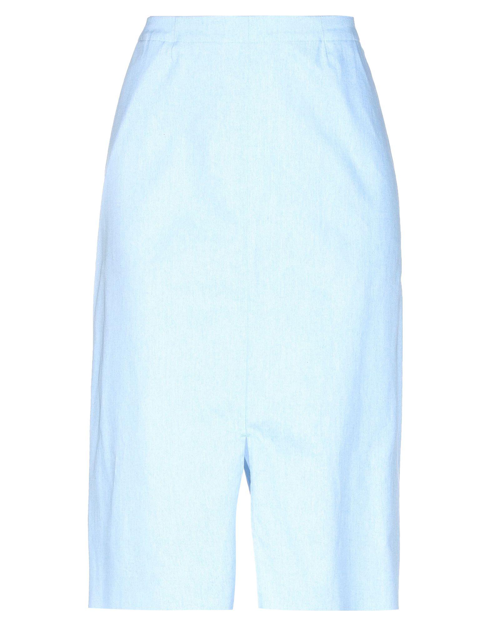 JULIEN DAVID Джинсовая юбка цены онлайн