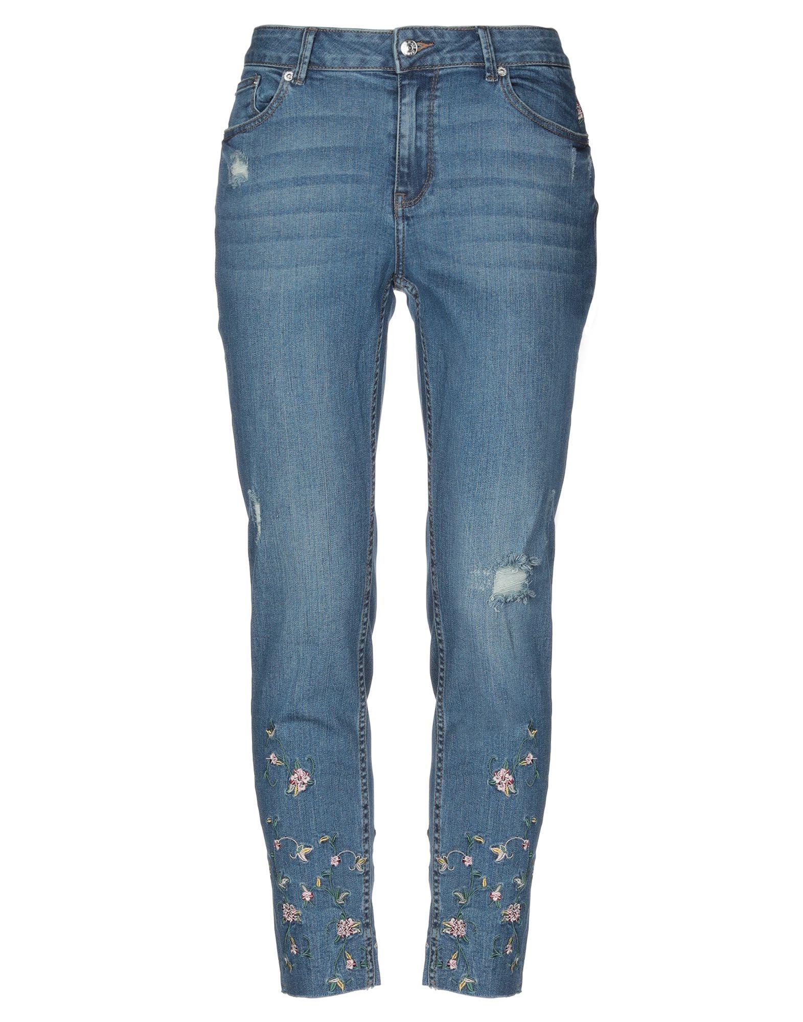NAF NAF Джинсовые брюки цена и фото