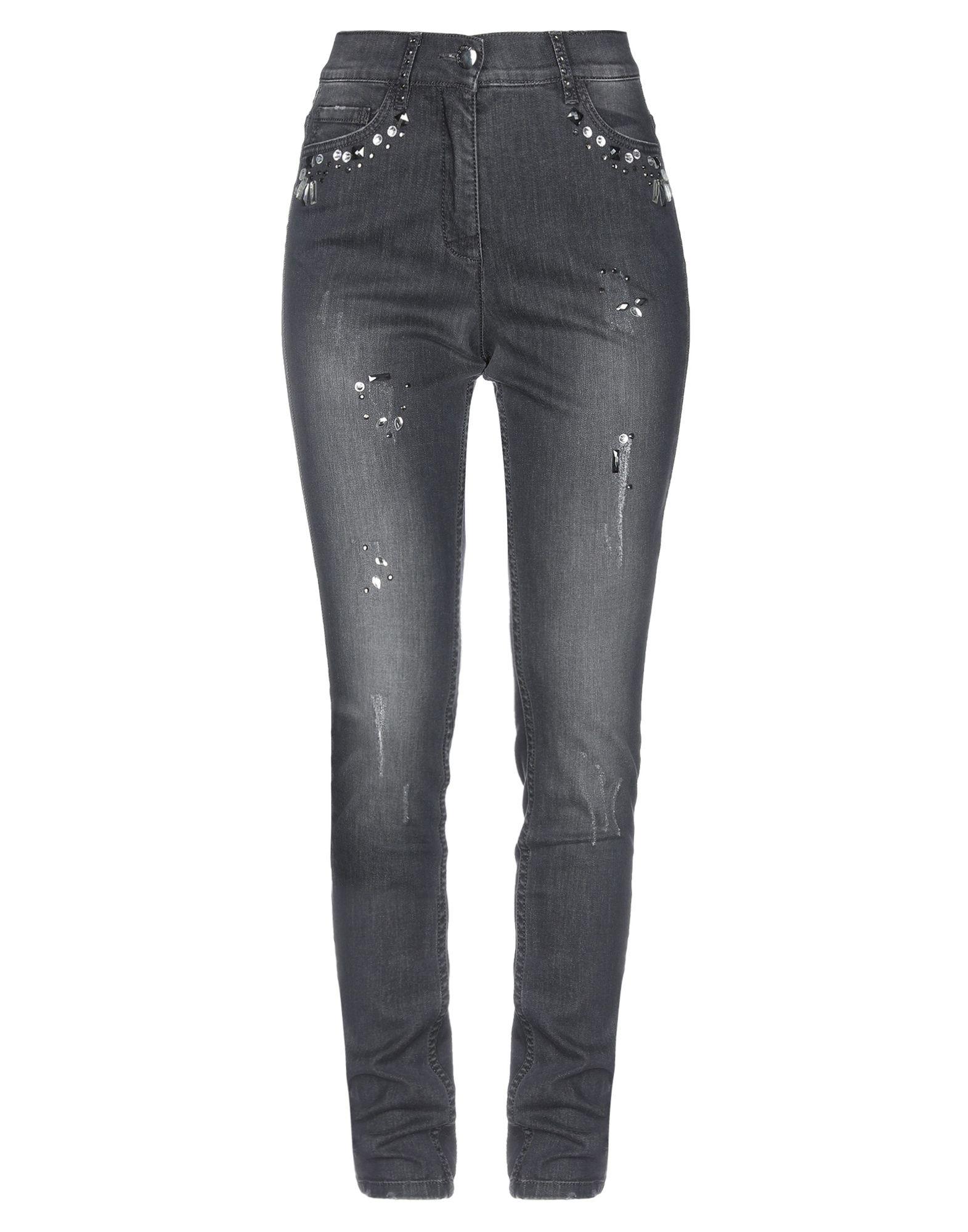 CAROLINE BISS Джинсовые брюки