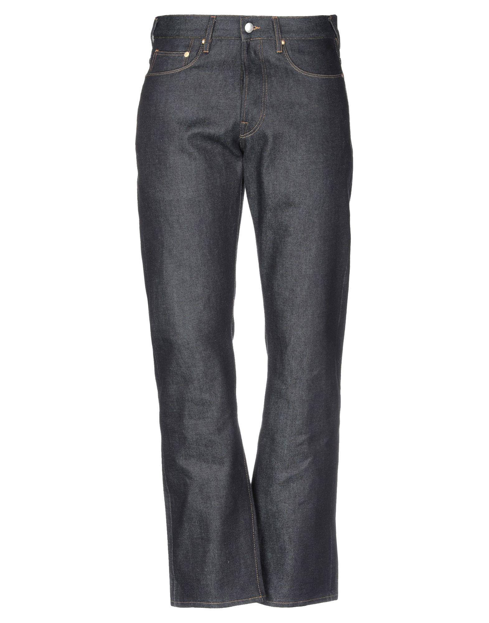 купить PS PAUL SMITH Джинсовые брюки по цене 9500 рублей