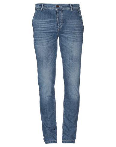 Фото - Джинсовые брюки от CAMOUFLAGE AR AND J. синего цвета