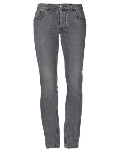 Купить Джинсовые брюки от ENTRE AMIS серого цвета