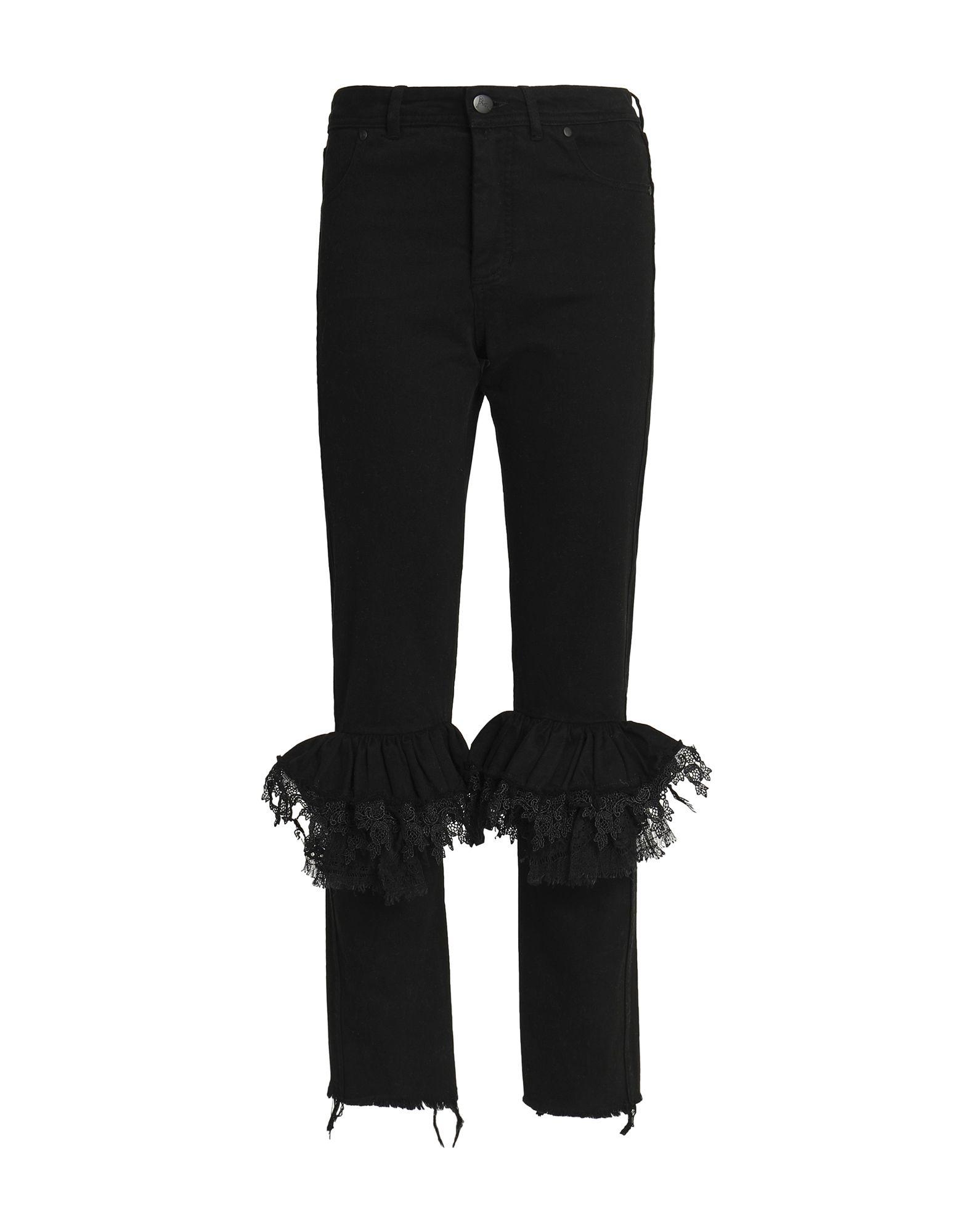 PREEN by THORNTON BREGAZZI Джинсовые брюки брюки preen