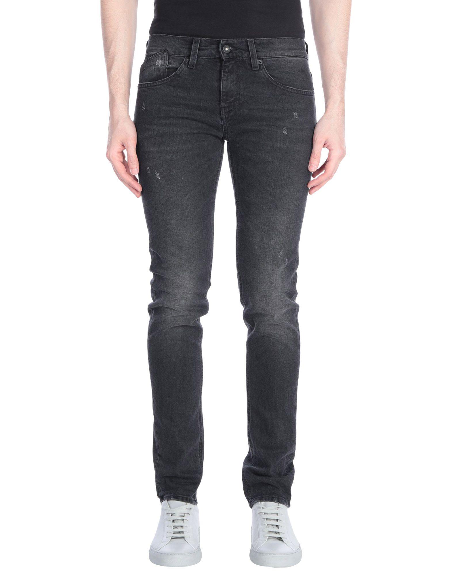 UNIFORM Джинсовые брюки все цены