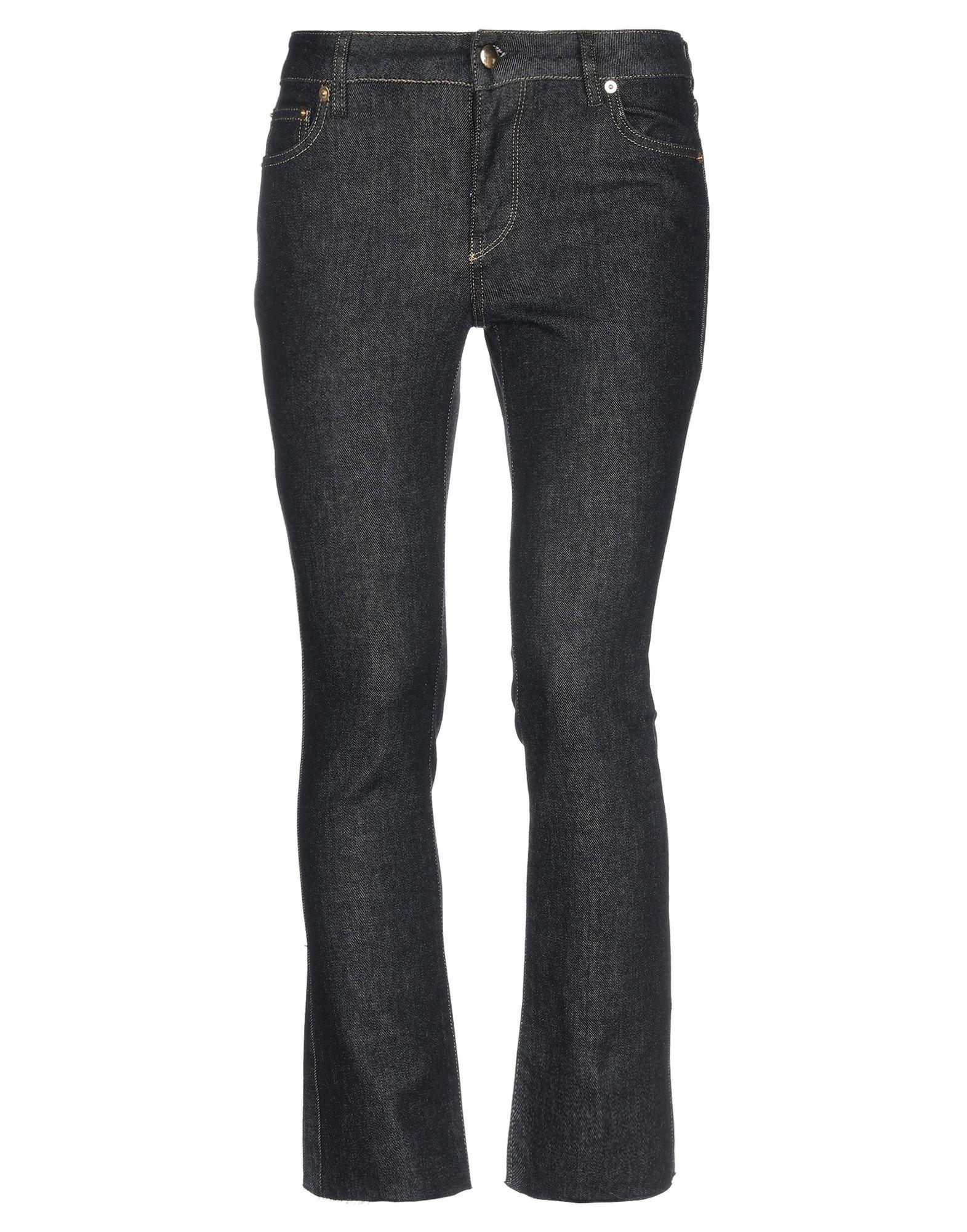 DOUUOD Джинсовые брюки douuod джинсовые брюки