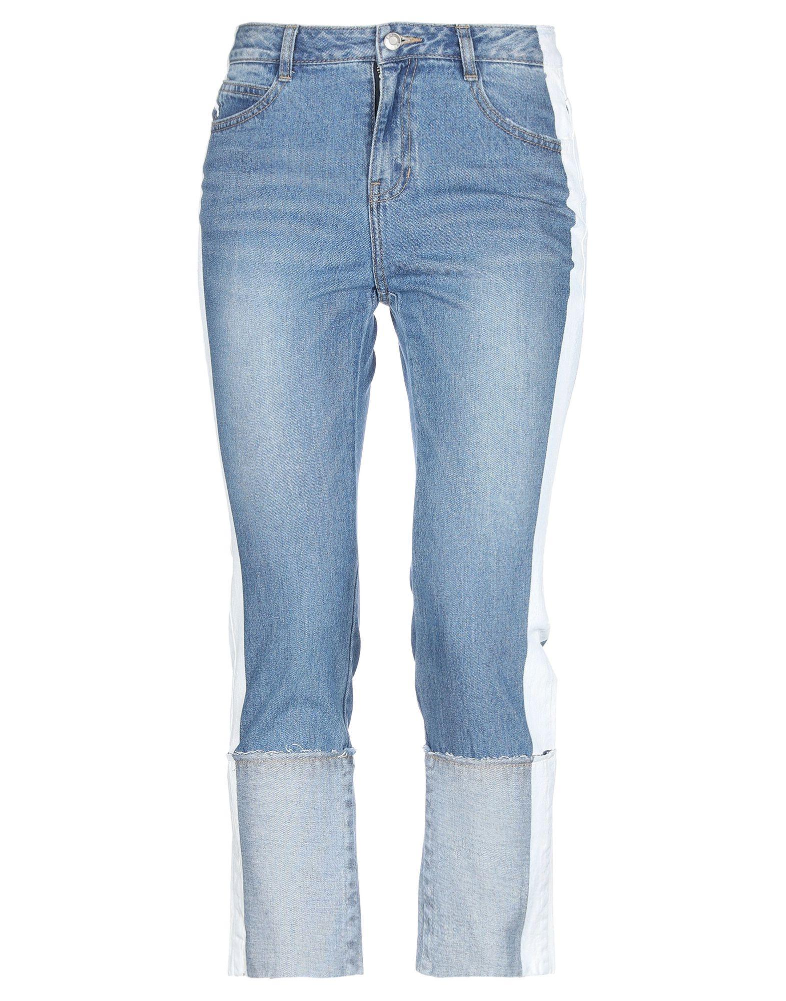 SJYP Джинсовые брюки цена 2017