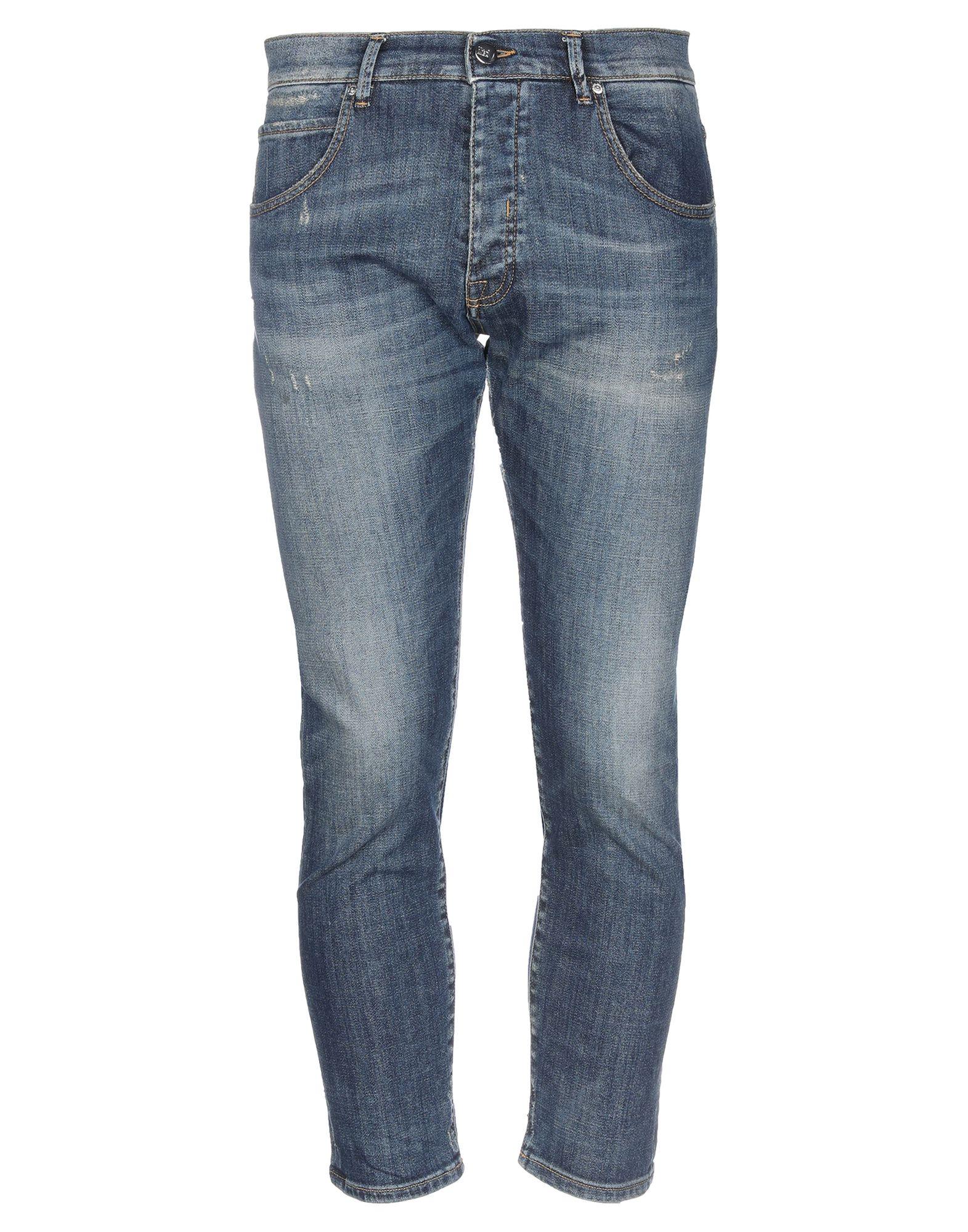 2W2M Denim pants - Item 42743844