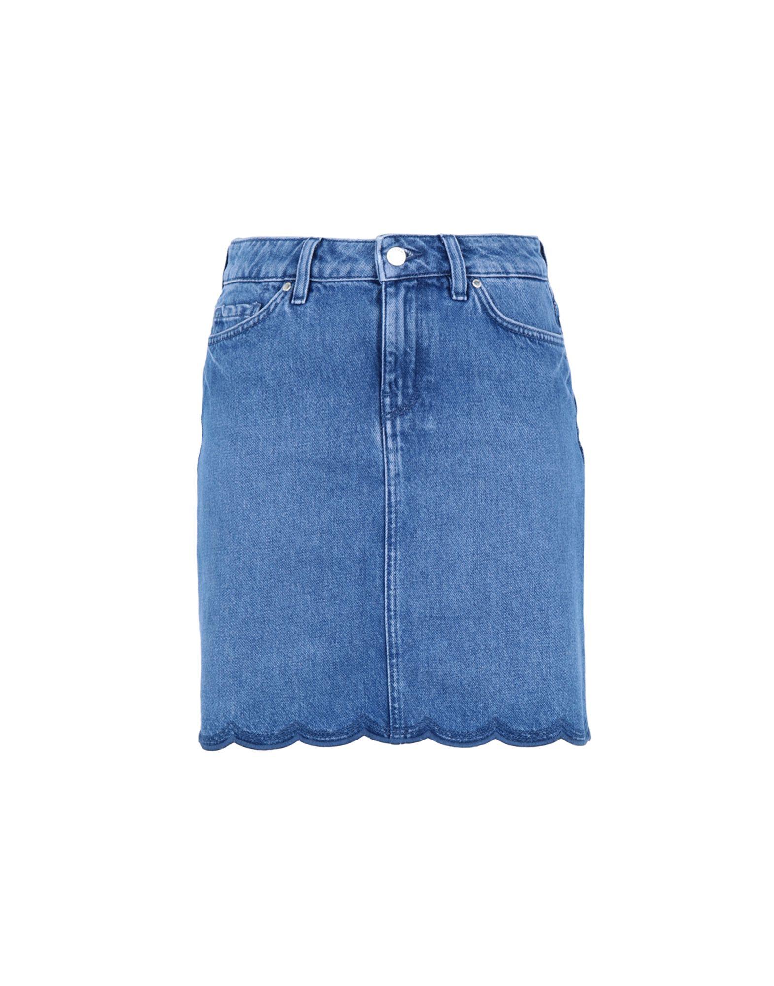 TOMMY HILFIGER Джинсовая юбка tommy hilfiger джинсовая юбка