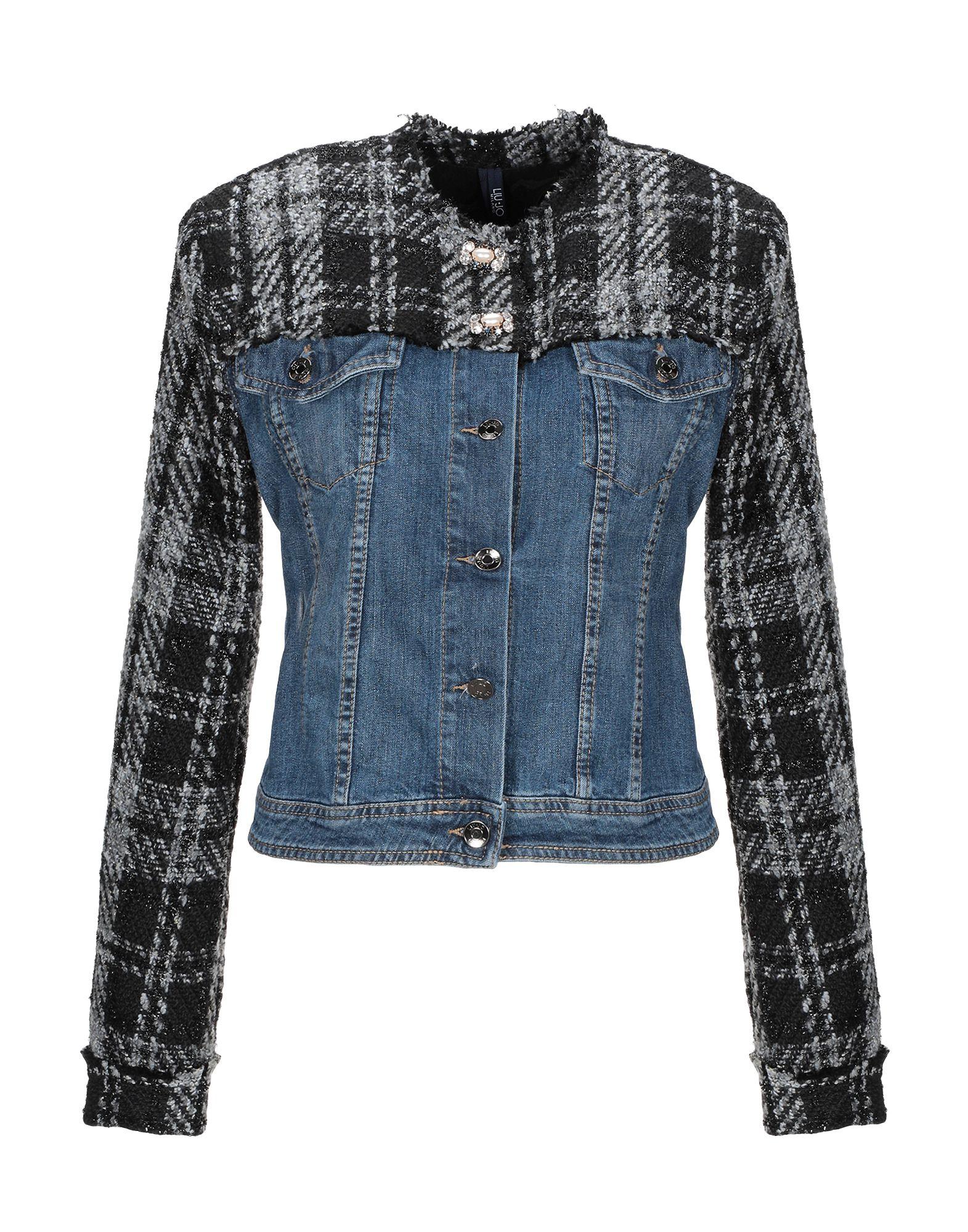 LIU •JO Джинсовая верхняя одежда