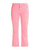 J BRAND Damen Caprijeans Farbe Rosa Größe 1