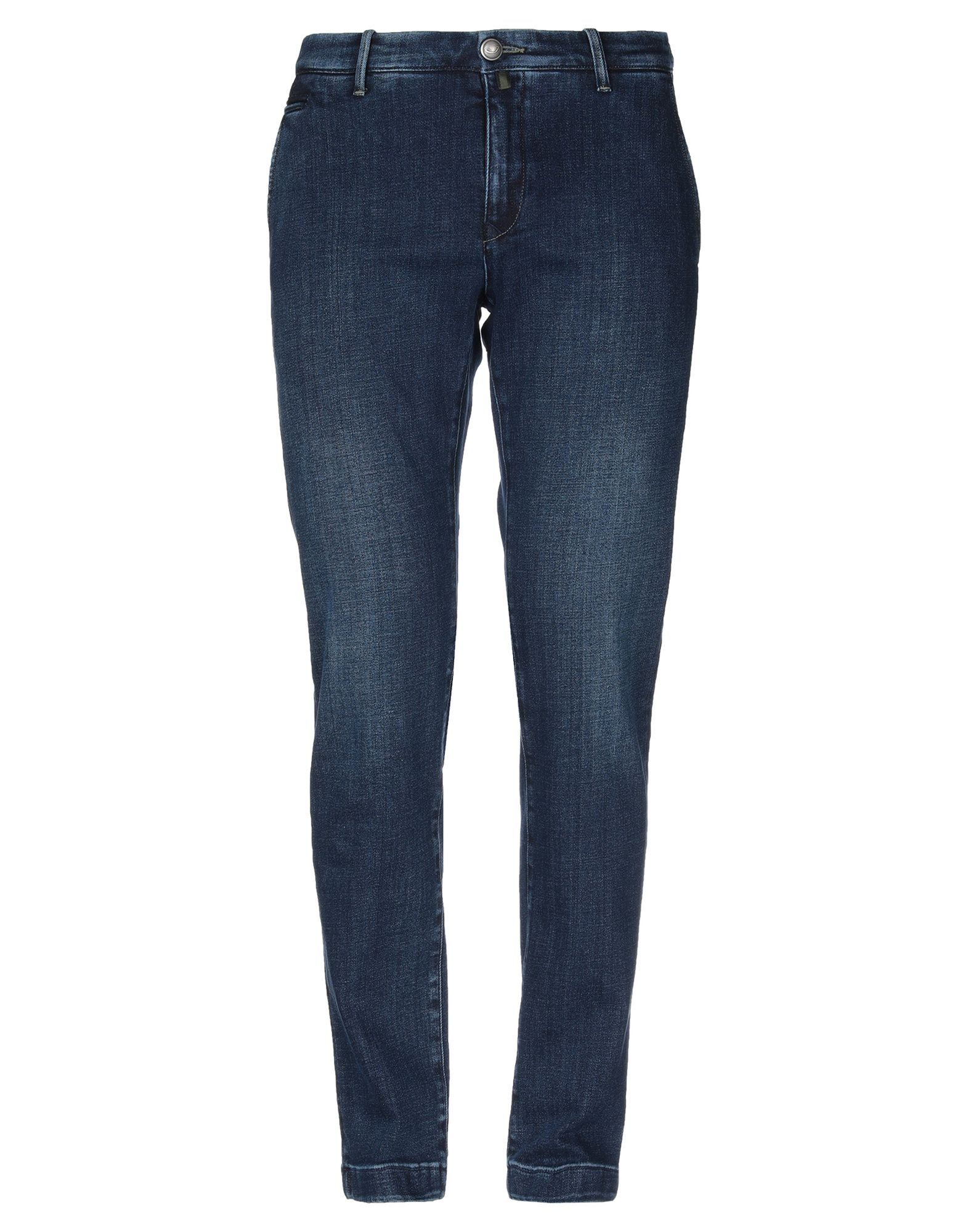 JACOB COHЁN Denim pants - Item 42744093