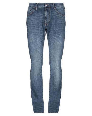 Купить Джинсовые брюки от CUP OF JOE синего цвета