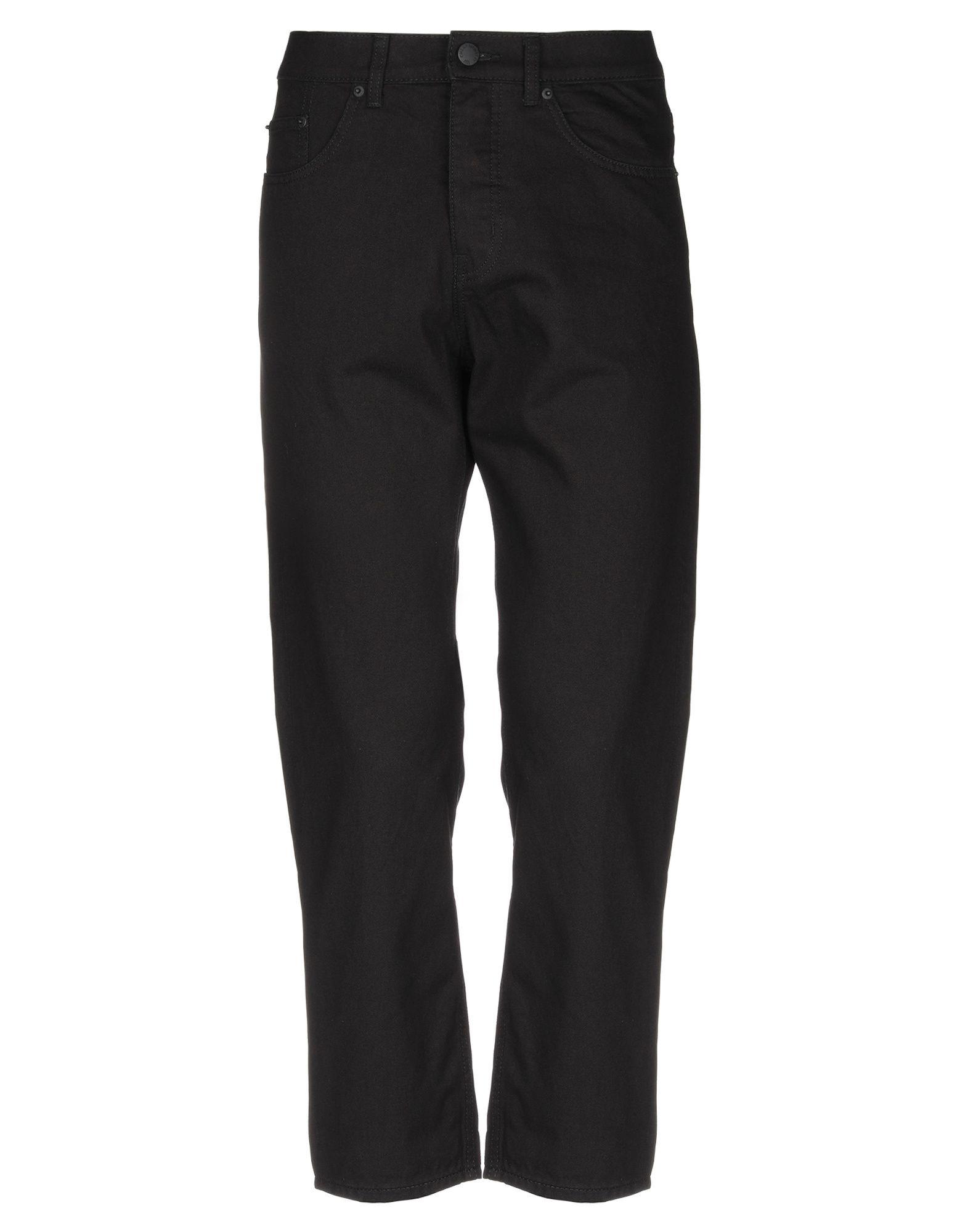 цены на CHEAP MONDAY Джинсовые брюки-капри  в интернет-магазинах