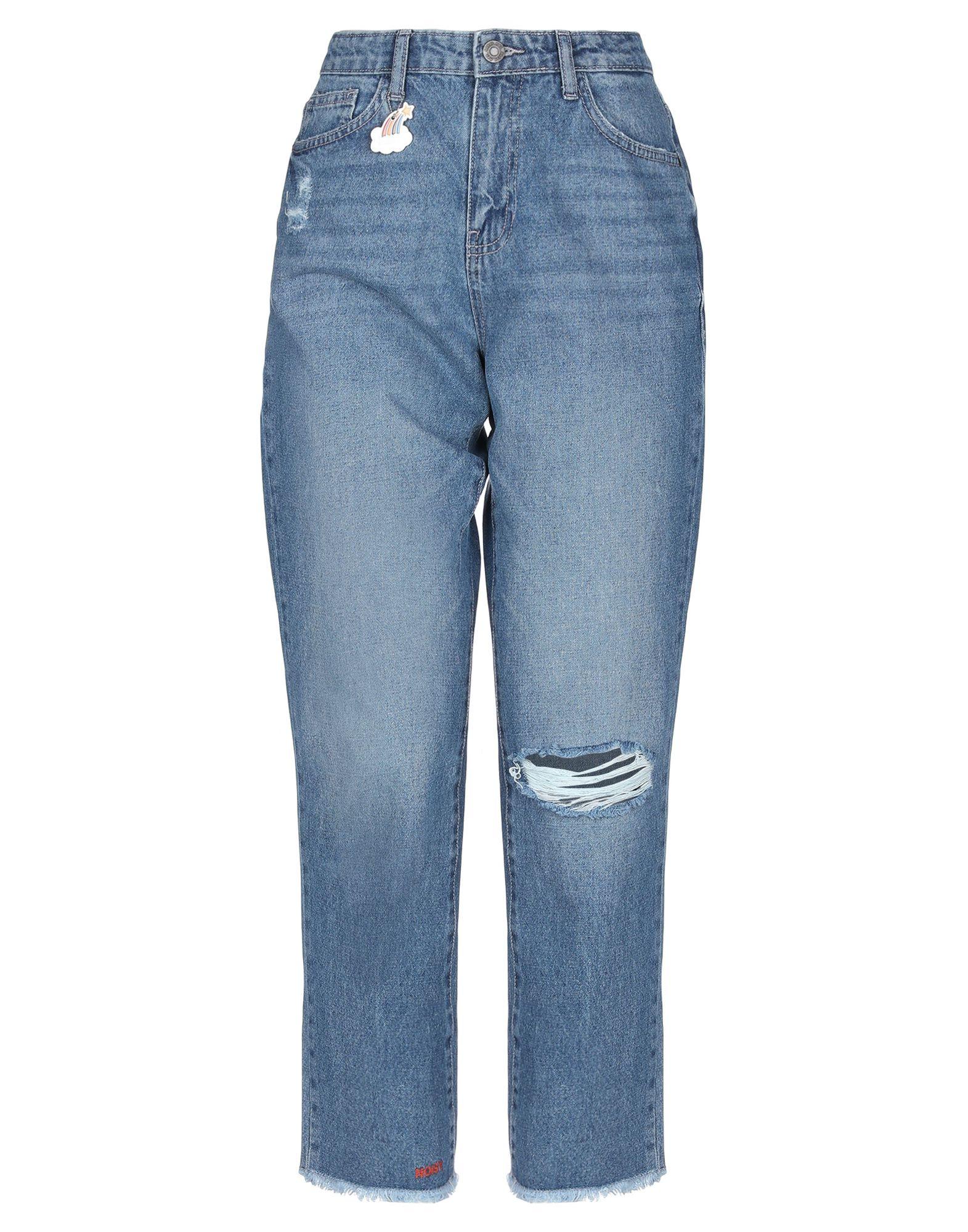 NOISY MAY Джинсовые брюки цена